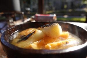 ねぎとあつ揚げの味噌汁